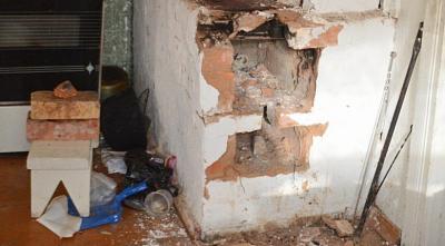 Валдайские полицейские задержали подозреваемого в серии краж металлических изделий