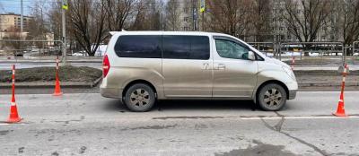 В Великом Новгороде пешеход получил травмы В результате этого дорожно-транспортного происшествия