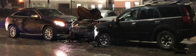 В результате этого дорожно-транспортного происшествия  на новгородских дорогах 5 человек доставлены в медицинские учреждения