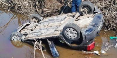 В Новгородской области В результате этого дорожно-транспортного происшествия  погиб водитель легкового автомобиля