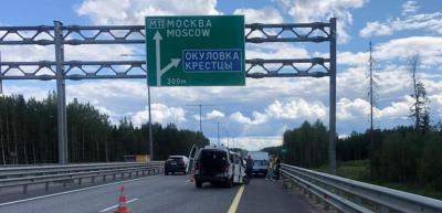 В Новгородской области в результате 5-и ДТП один человек погиб и 9 получили травмы