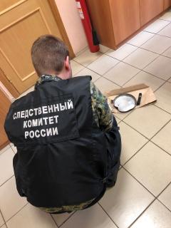 Задержан житель посёлка Хвойная, подозреваемый в совершении особо тяжкого преступления