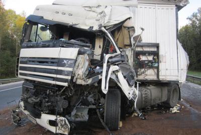 В Новгородской области В результате этого дорожно-транспортного происшествия  девять человек получили травмы