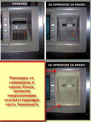 Статья за банкомат Хедрона