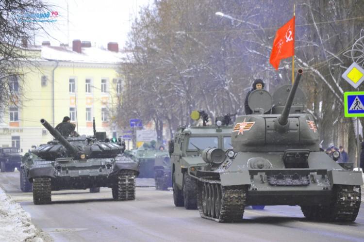 75-я годовщина освобождения Новгорода