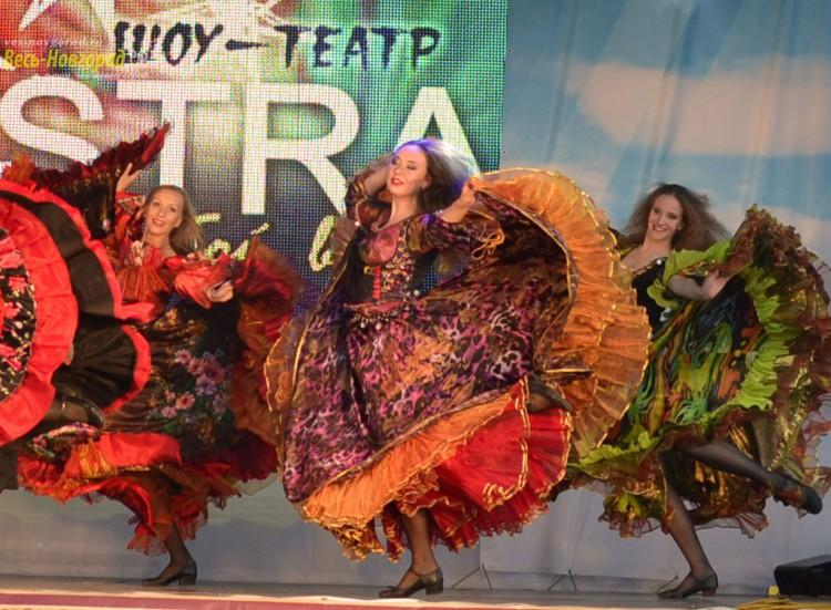 Поздравления от шоу-театра Астра