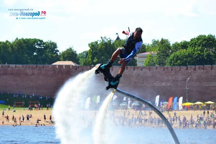 День города 2019 в Великом Новгороде