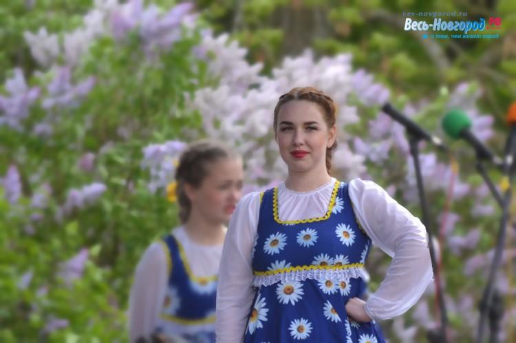 Ганзейские дни Великий Новгород. 19 мая 2018 года. Фото