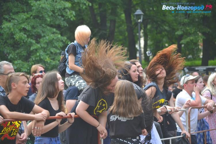 Фестиваль Грани. Фанаты