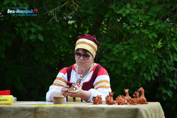 Фестиваль Садко в Великом Новгороде 2 июня 2019 года
