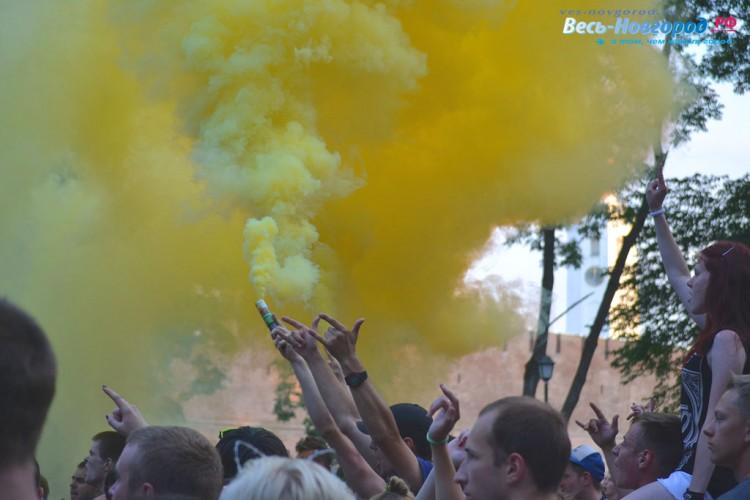 Фестиваль Грани. Фанат