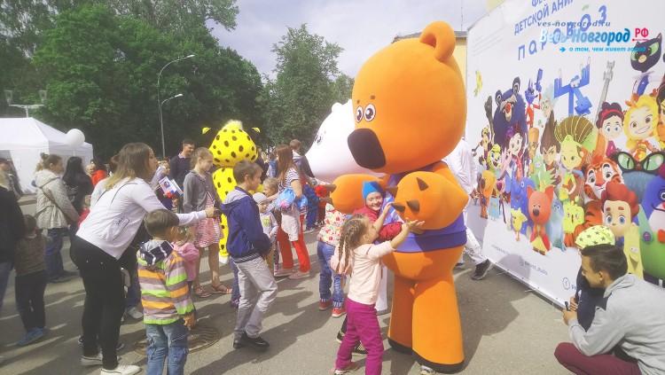 День города. Фестиваль Паровоз