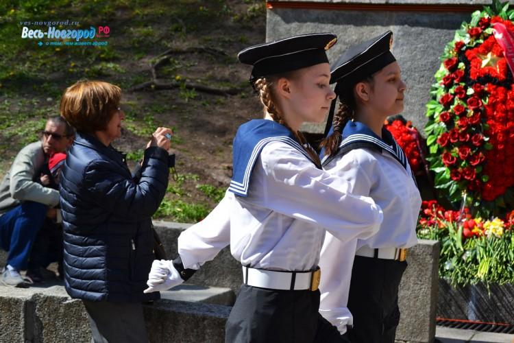 День Побелы 2019 в Великом Новгороде фото.