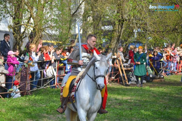 Ганзейский праздник 2017 в Великом Новгороде. Фоторепортаж