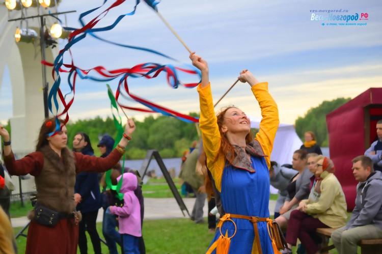 Ганзейский праздник 2018 в Великом Новгороде. Фоторепортаж